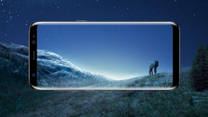Samsung Galaxy S8 herkesi şaşırttı