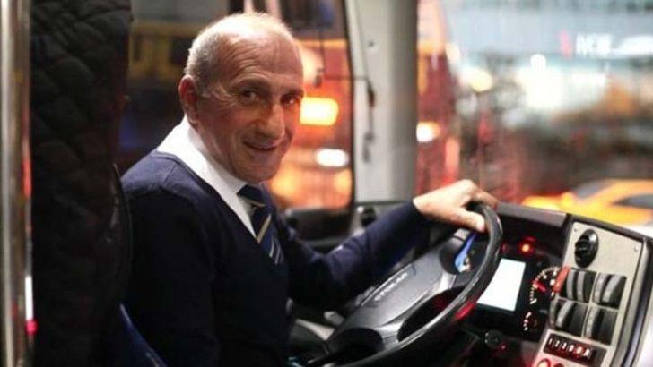 256 Yeditepe-Taksim hattının kahraman şoförü: Hikmet Yılmaz