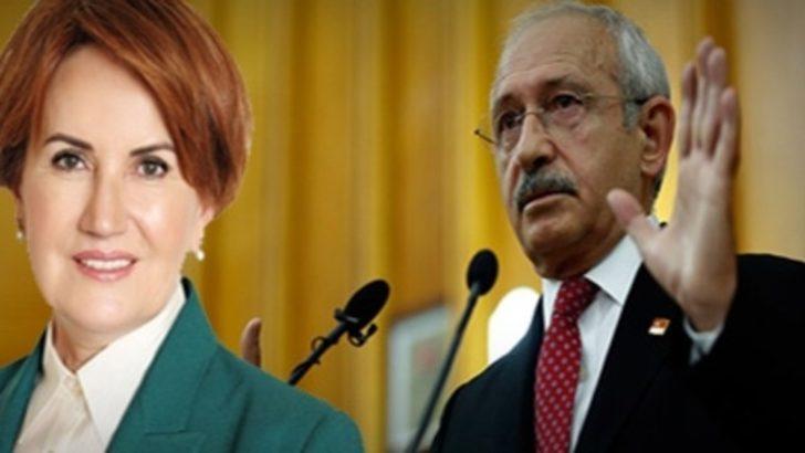 Kılıçdaroğlu ve Akşener'den sürpriz görüşme