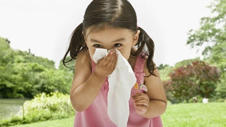 Bahar alerjisi okul başarısını düşürüyor