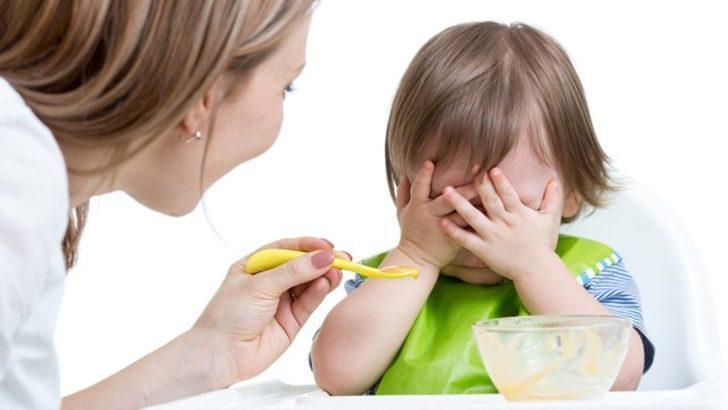 Çocuklarda iştahsızlığa yol açan 5 etken!