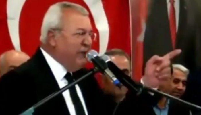"""AKP'li başkandan skandal sözler: """"İŞKUR'dan girmiş, 'Hayır'a çalışıyormuş…"""""""