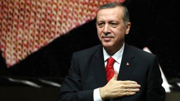 Cumhurbaşkanı Erdoğan Sincik halkına teşekkür etti