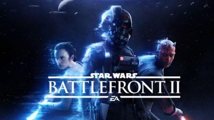 Star Wars Battlefront II betası duyuruldu