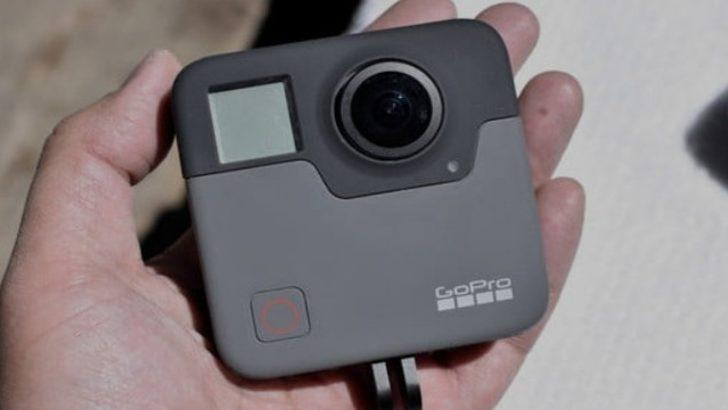GoPro Fusion tanıtıldı