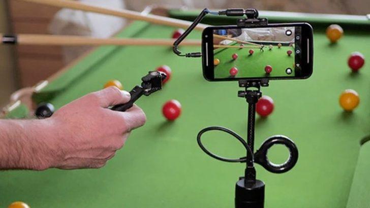 The miniRIG, telefon ve GoPro'da daha iyi videolar çekmeyi sağlıyor