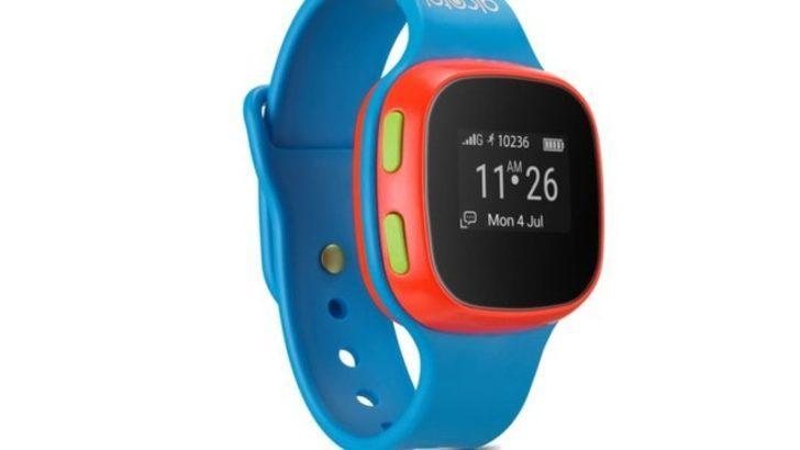 Alcatel Move Time: Çocuklara özel akıllı saat
