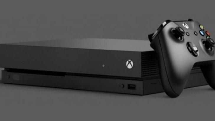 Xbox One X tanıtıldı