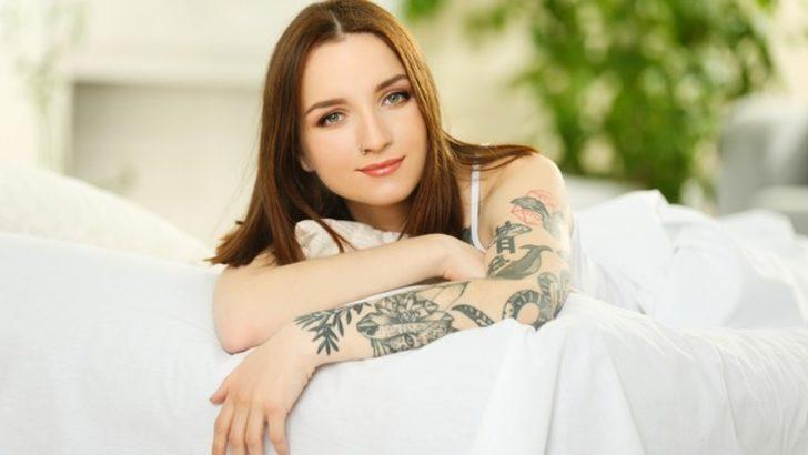 İstenmeyen dövmeleri sildirmek mümkün