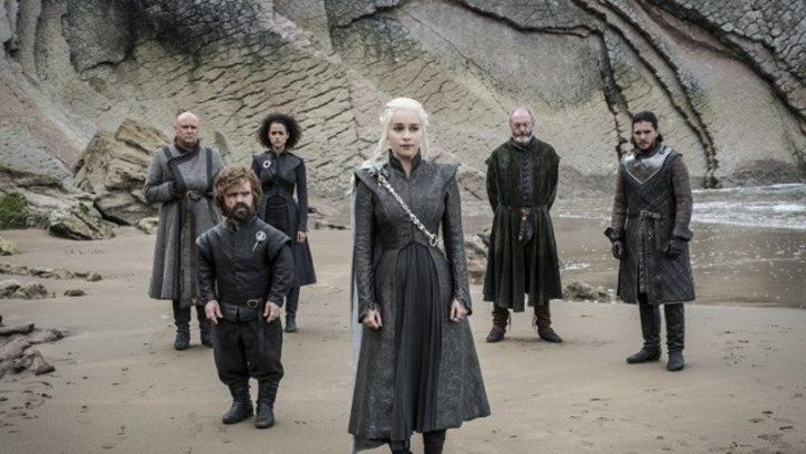Game Of Thrones 7sezon 4 Bölüm Izle 4 Bölümde Kraliçenin öfkesi
