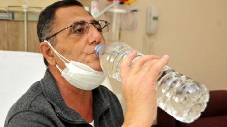 10 yıl sonra kana kana su içti