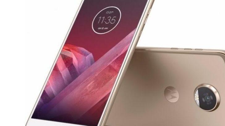 Motorola Moto Z2 ne zaman tanıtılacak?
