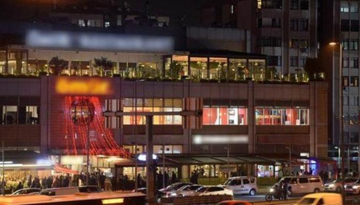 İstanbul'da bir AVM'de dün gece yaşanan sır olay!