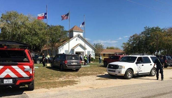 ABD'de kilisede katliam: Çok sayıda ölü ve yaralı var