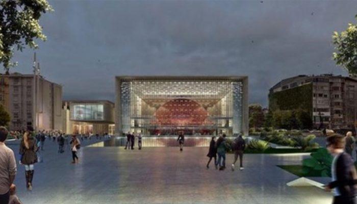 Son dakika! Yeni AKM Projesi tanıtıldı, Taksim Meydanı trafiğe kapatılıyor