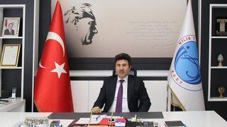 Kilis 7 Aralık Üniversitesi Rektörü Karacoşkun'dan 29 Ekim mesajı