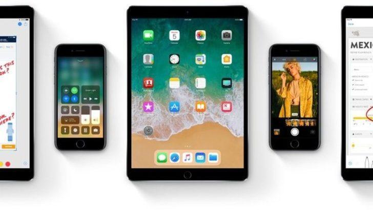 iOS 11 hızla yayılıyor