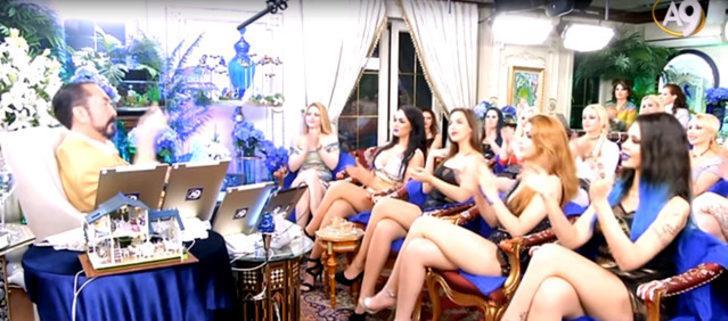 Kızlarını Adnan Oktar'da görünce suç duyurusunda bulunmuştu! Aileden açıklama geldi
