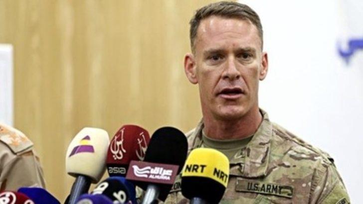 ABD'li komutan Dillon'a Türkiye-YPG sorusu