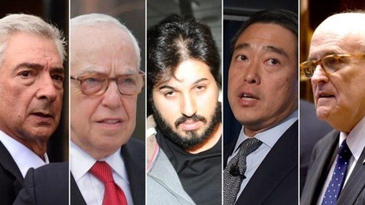 10 gün sonra başlayacak Reza Zarrab davasında kilit isimler kimler?