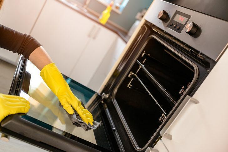 Kimyasal yok: Fırın temizliğine bitkisel çözüm getiriyoruz