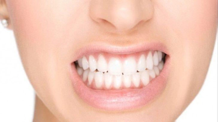 Dişini sıkma farkında ol