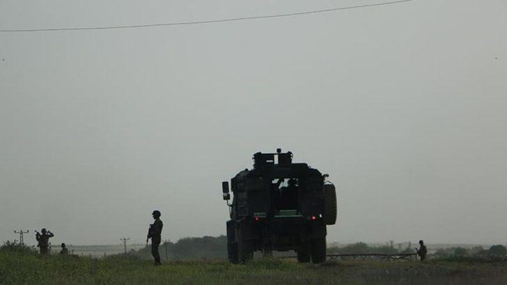 Son dakika! Askeri araca roketli saldırı: 2 asker yaralandı