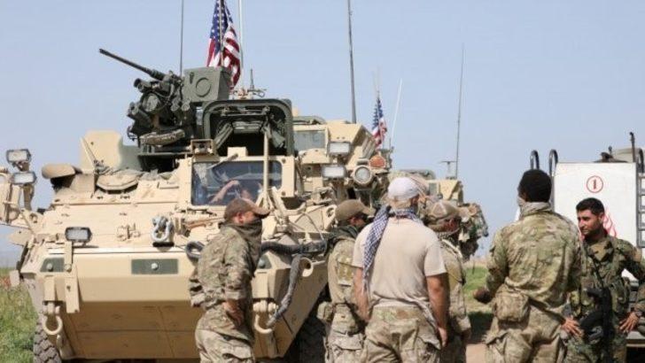 YPG'den kriz çıkaracak açıklama ABD ile Rusya destekledi!