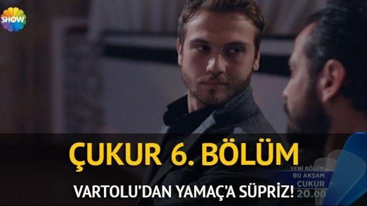 Çukur 6. yeni bölüm izle: Vartolu, Yamaç'a ne demek istedi?