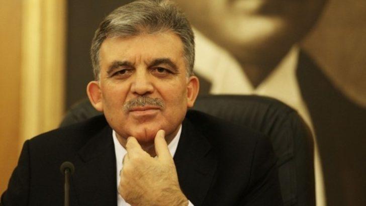 'Abdullah Gül'e hazır ol mesajı'