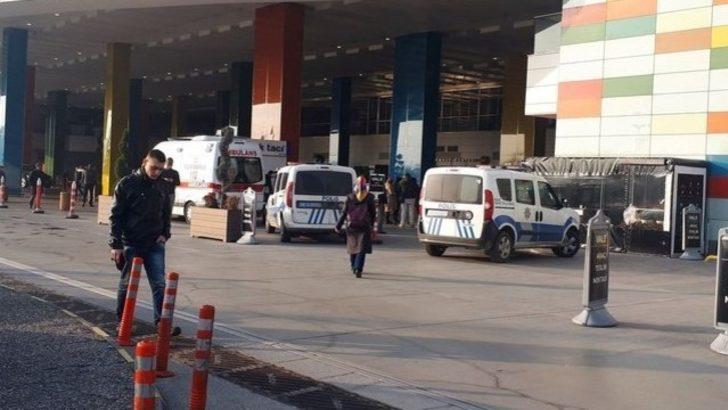 Ankara'daki alışveriş merkezinde şüpheli ölüm