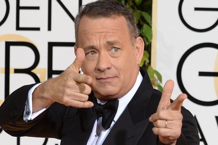 Tom Hanks'ten koronavirüs aşısı yorumu