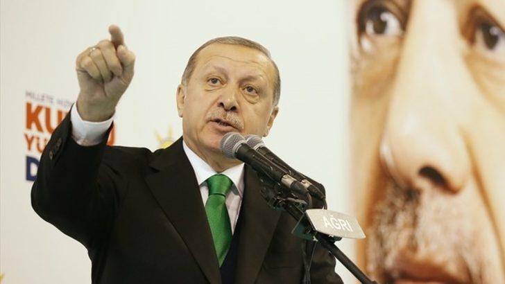 Cumhurbaşkanı Erdoğan'dan ABD'ye:  Boyun eğmedik diye yargılamaya çalışıyorlar