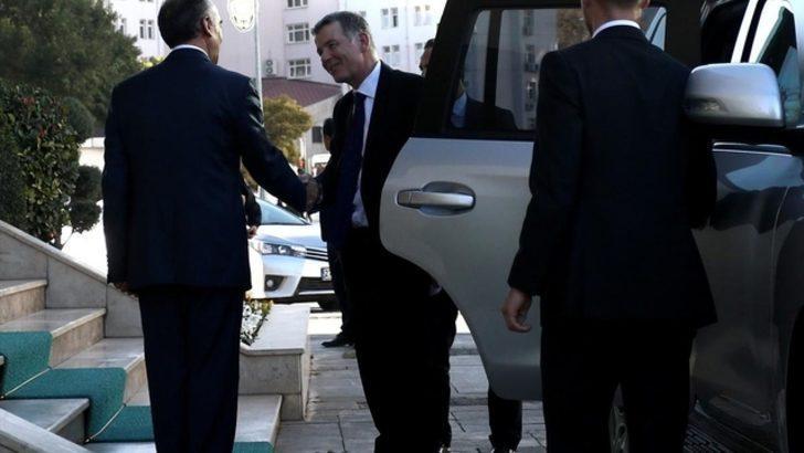 İngiltere'nin Ankara Büyükelçisi Moore Gaziantep'te