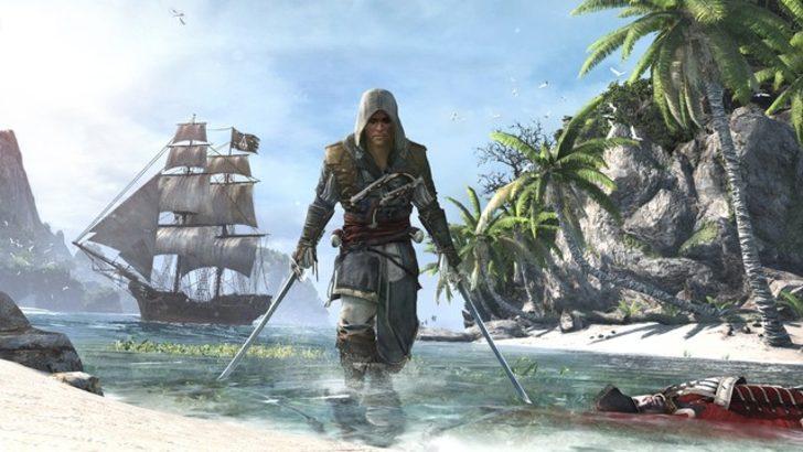 Assassin's Creed IV: Black Flag, Ubisoft tarafından ücretsiz olarak veriliyor