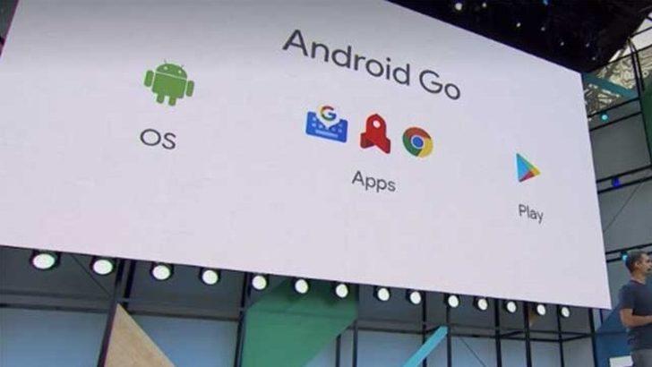 Google'dan güzel haber! Giriş seviyesi telefonlara geliyor