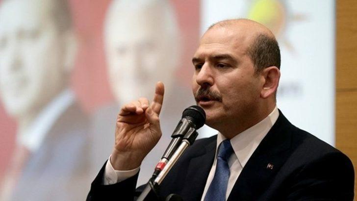 Soylu'dan Kılıçdaroğlu'na: İspat etmezsen boğazına ne takacağız görecekler