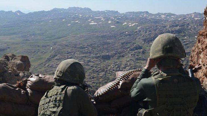 Şırnak'ta PKK'nın sözde sorumluları öldürüldü