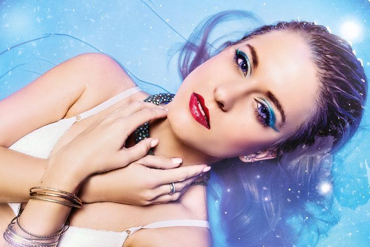 Makyajda yüzü suda bekletme trendi: Jamsu