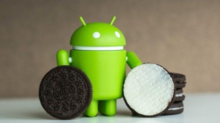 Google, Android 8.1 Oreo'yu duyurdu