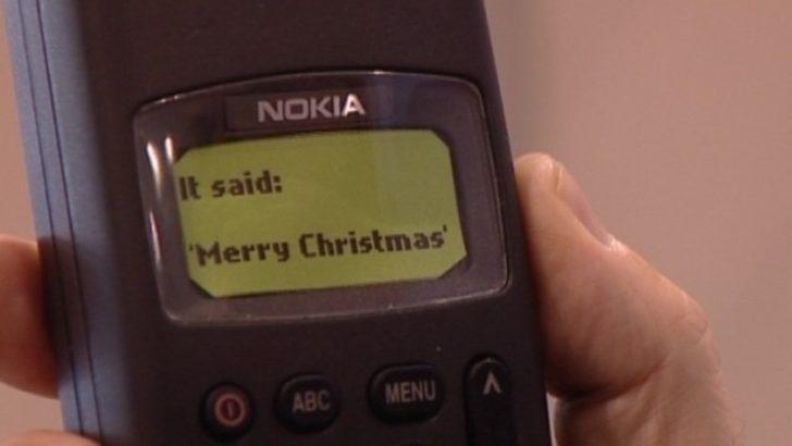 Merry Christmas ile başlayan macera
