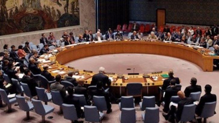 Birleşmiş Milletler Güvenlik Konseyi Kudüs gündemiyle toplanacak!