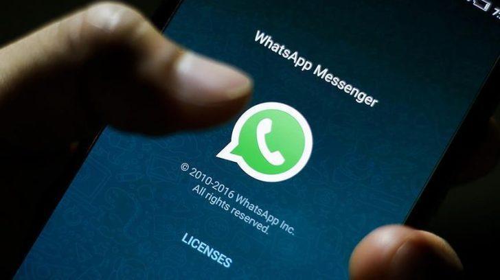 5 adımda internetsiz WhatsApp