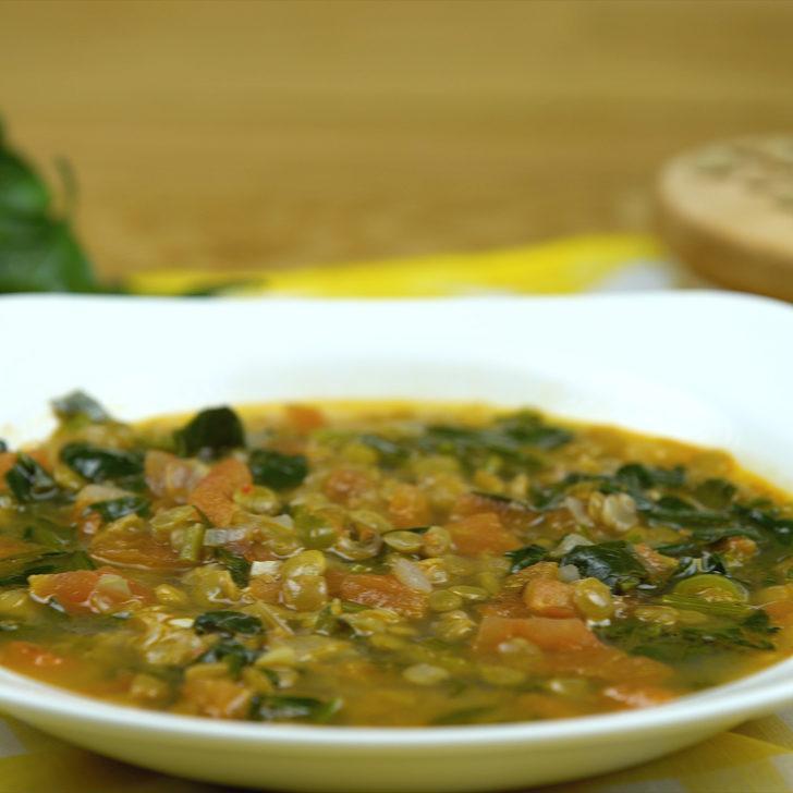 Elveda fazlalıklar: Yeşil mercimekli yağ yakan çorba tarifi