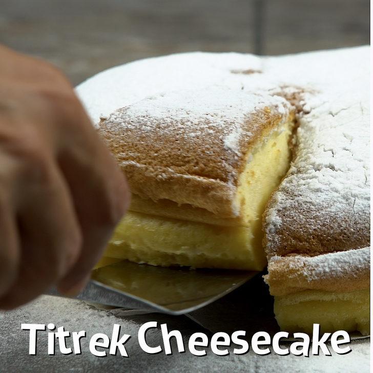 Japon icadı: Yumoş cheesecake tarifi