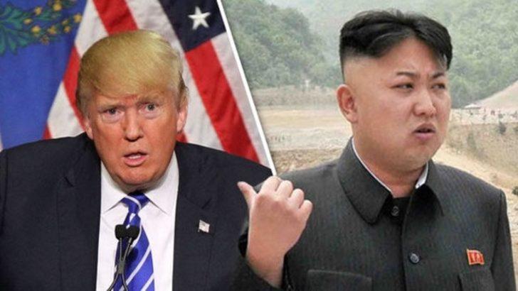 Kuzey Kore lideri Kim Jong-un'dan Trump'a görüşme teklifi!
