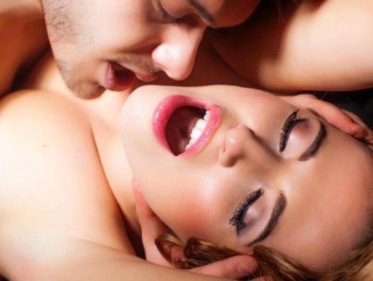 Günde 50'den fazla orgazm oluyor