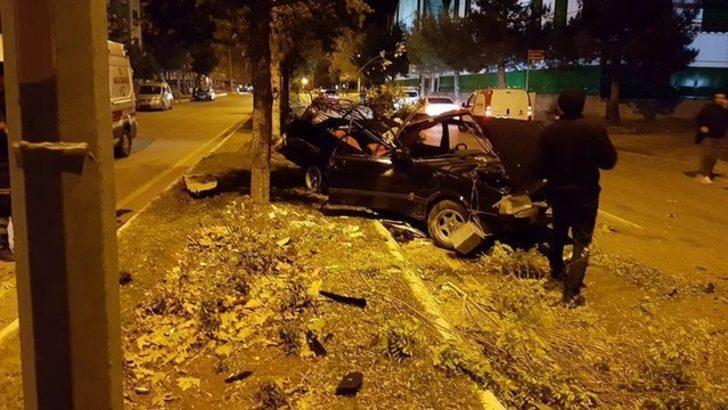 Feci kaza sonrası şaşırtan olay! Bu araçtan sağ çıktı ama...