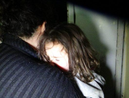 Gaziantep'te hareketli dakikalar! 3 yaşındaki kızını rehin aldı