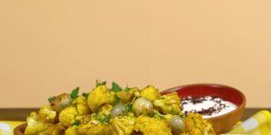 Cips tadında: Baharatlı fırın karnabahar tarifi